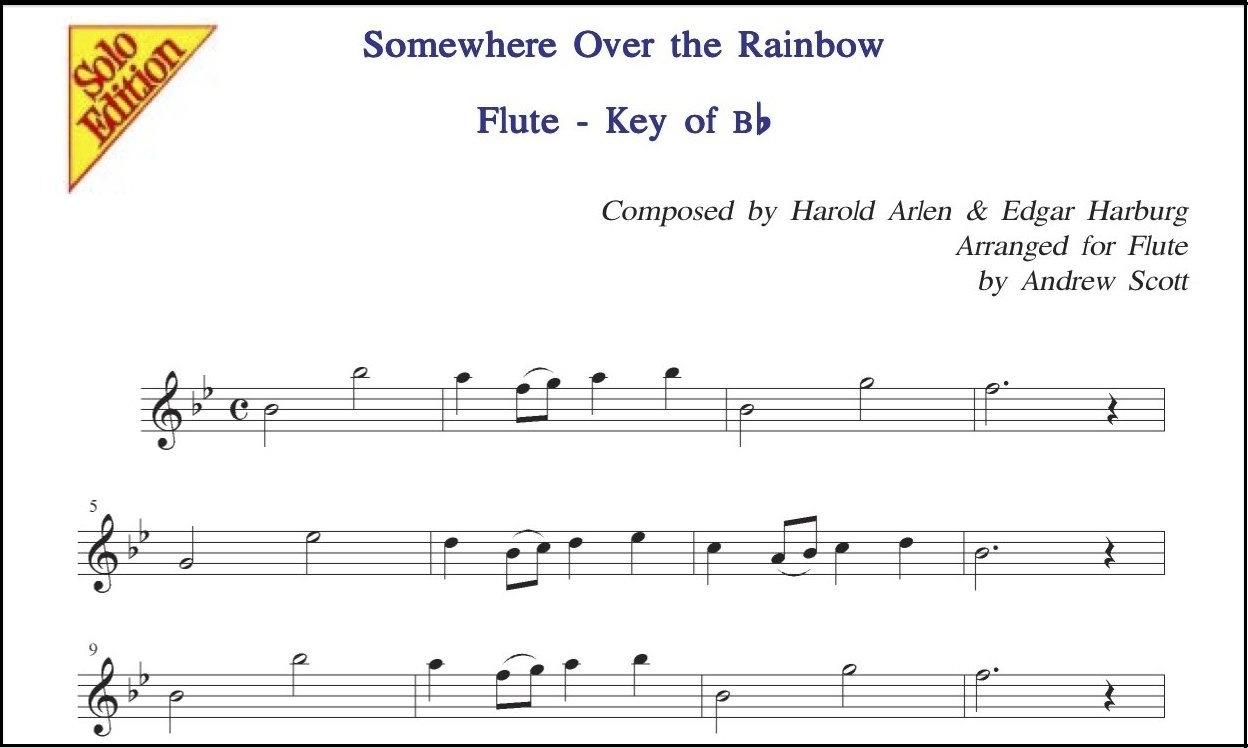 http://andrewscottmusic.com/downloads/Sheet-Music/flute/Somewhere-Over-the-Rainbow-Flute-sample.jpgic
