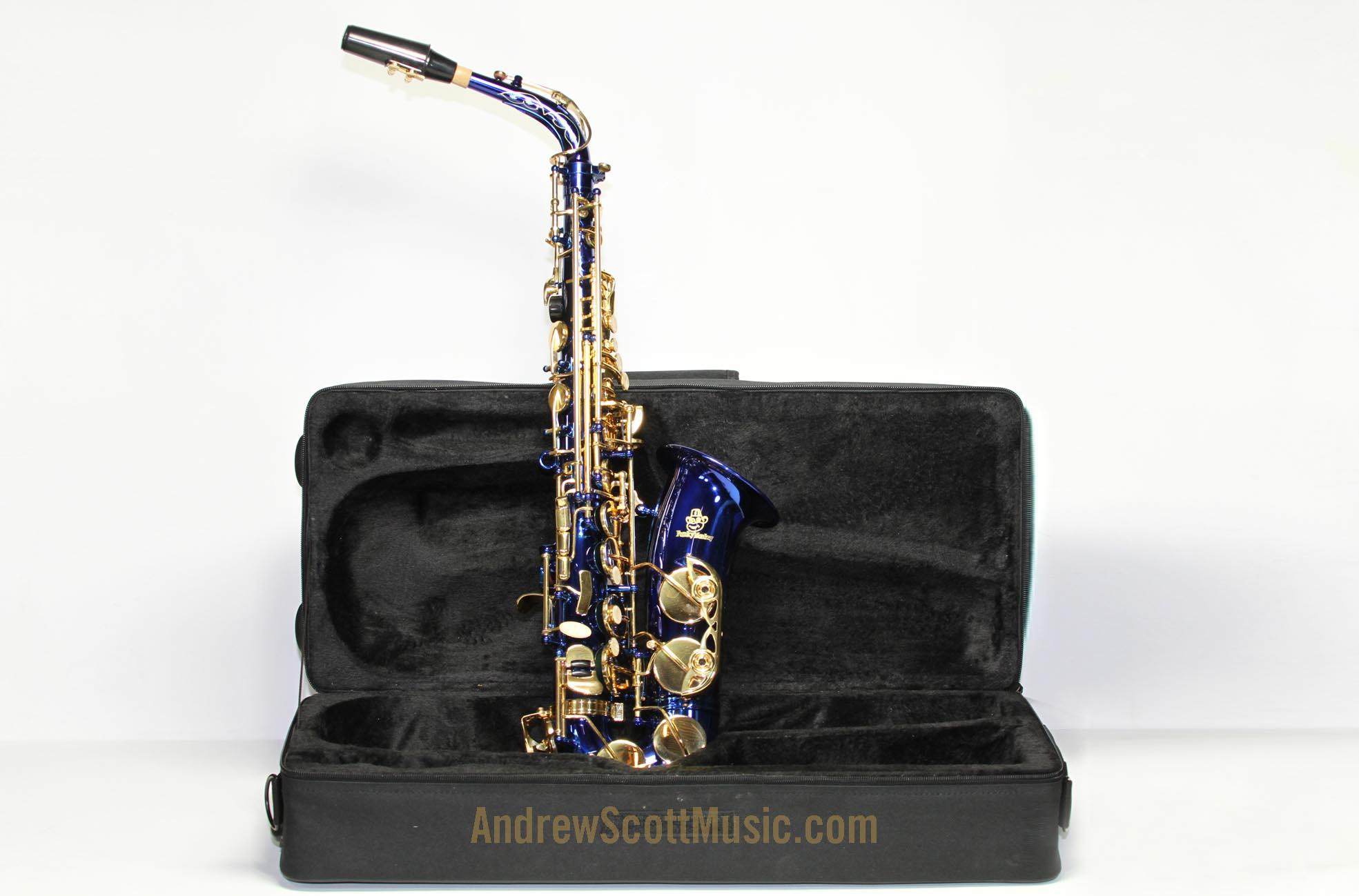 essay in blue for alto saxophone
