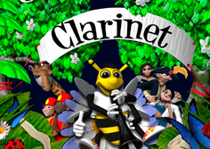 Let's Play Clarinet Cover