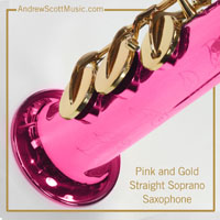 Saxophone Hot Pink