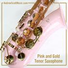 Saxophone Pink