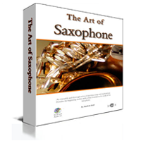 The Art of Saxophone Book & CDs