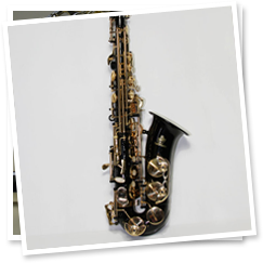 Masterpiece saxophones for school bands